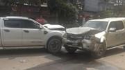 Nghệ An: Đâm vợ nhiều nhát, đốt nhà rồi tông ô tô vào tình địch