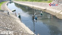 Xử lý sông Tô Lịch bằng Bio nano: Hết thối ngay nhưng có được lâu?