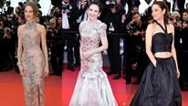 Chương Tử Di bừng sáng lấn át dàn mỹ nhân thảm đỏ Cannes