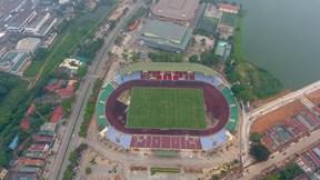 Mục sở thị SVĐ Việt Trì, nơi U23 Việt Nam đấu giao hữu U23 Myanmar