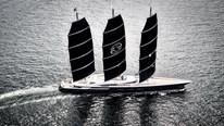 Siêu du thuyền thế hệ mới: Vượt đại dương không tốn một giọt dầu