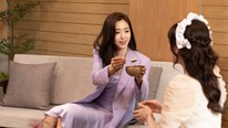 Hari Won phục vụ các món ăn cho Minh Hằng, H'Hen Niê, Diễm My