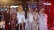 Hoá trang lồng lộn, Drag Queen Việt gây 'bão' tiệc âm nhạc điện tử