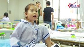 Lời ước 1/6 rơi nước mắt của em bé ở Viện Huyết học Truyền máu TW