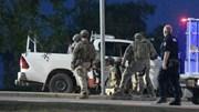 Khoảnh khắc nghi phạm xả súng hàng loạt ở Úc bị cảnh sát bắt giữ