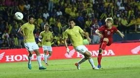 Highlights trận đấu Thái Lan 0 - 1 Việt Nam