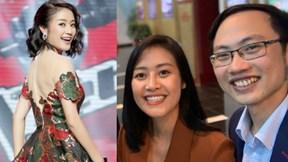 Chồng sắp cưới của MC Giọng hát Việt Phí Linh nói tiếng Anh như gió