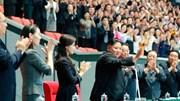 Triều Tiên dừng màn đồng diễn 'biển người' vì NLĐ Kim nổi giận?