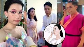 Cười ngất xem Trấn Thành, BB Trần, Quang Trung nhái 'Chị hiểu hông'