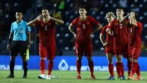 Việt Nam hụt chức vô địch King's Cup sau loạt luân lưu may rủi