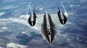 'Chim đen' - Máy bay trinh thám huyền thoại nhanh nhất thế giới của Mỹ