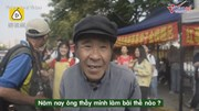 Ông cụ 72 tuổi nhặt sách từ thùng rác, gần 20 năm liên tục đi thi đại học