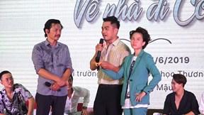 Ánh Dương - Về nhà đi con 'hóa thân' thành chị Thư khiến khán giả bất ngờ