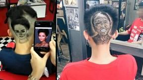 Hoa hậu H'Hen Niê, Bà Tân Vlog được fan khắc hình lên đầu