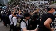 'Biển người' Hong Kong biểu tình, phong tỏa đường cao tốc, đụng độ cảnh sát