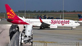 Ấn Độ: Máy bay chở 189 người nổ lốp trong khi hạ cánh khẩn