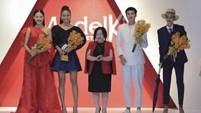 Quang Đại, Mâu Thủy, Hương Ly, Tuyết Lan hào hứng với Model Kid Vietnam