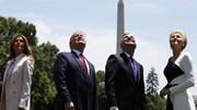 Donald Trump điều tiềm kích tàng hình F-35 đến nhà Trắng làm quà tặng