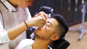 Khám phá xu hướng làm đẹp mới của cánh mày râu Hàn Quốc