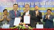 Việt Nam sẽ hợp tác đào tạo với đội bóng hàng đầu của Đức