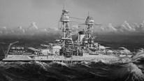Sự hồi sinh và màn trả thù của Thiết giáp hạm USS Nevada