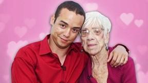 Chàng trai trẻ 'nghiện' hẹn hò với phụ nữ cao tuổi, già nhất lên tới 91