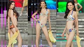 Người đẹp Miss World Vietnam khoe dáng bốc lửa với bikini