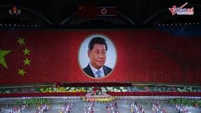 NLĐ Kim đã đón tiếp Chủ tịch Tập long trọng, hoành tráng như thế nào?