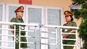Hà Giang huy động 200 cán bộ Công an đến các điểm thi