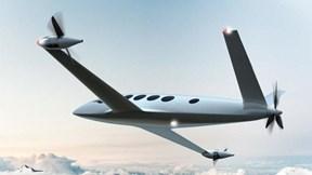 Máy bay thế hệ mới, không cần xăng dầu vẫn bay được cả nghìn km