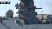 Tàu chiến Nga cập cảng Cuba, Mỹ đứng ngồi không yên