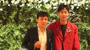 Trấn Thành nhiệt tình ủng hộ 'người tình màn ảnh' của Hari Won