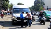 Tình trạng xe dù bến cóc làm 'nóng' buổi đối thoại của Sở GTVT HN