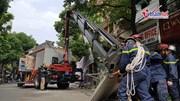 Nhân chứng kể lại phút kinh hoàng khi nhà 56 Hàng Bông đổ sập
