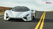 Siêu xe nhanh nhất thế giới với tốc độ 483 km/h