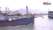 Ninh Thuận: Sóng đánh chìm tàu, 4 ngư dân tử vong