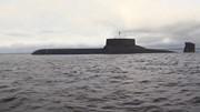 Khám phá tàu ngầm 'quái vật' lớn nhất thế giới của Hải quân Nga