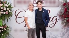 Jun Phạm, Khả Ngân mừng Ngô Kiến Huy lên chức ông chủ