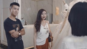 Nghe lời cô gái bán váy cưới để 'thử lòng' bạn trai và cái kết bất ngờ