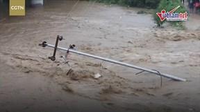 18 người chết, hàng ngàn người ảnh hưởng do lũ lụt và lở đất ở Nepal, Ấn Độ