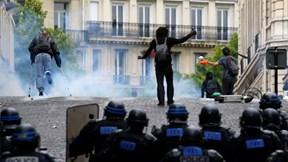 Hàng trăm người biểu tình bị bắt ngày quốc khánh Pháp