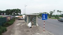 Hà Nội: Hầm đi bộ bỏ không, nhếch nhác trên tuyến đường 6.600 tỷ đồng