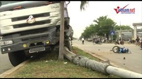 Ninh Thuận: Tai nạn nghiêm trọng làm 1 người chết, 1 người bị thương