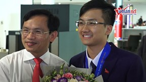 Olympic Vật lý quốc tế 2019: Đoàn Việt Nam mang giải lớn về nước