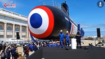 Pháp trình làng tàu ngầm đầu tiên chạy năng lượng hạt nhân siêu êm