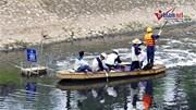 Chuyên gia Nhật kiến nghị hoãn công bố kết quả làm sạch sông Tô Lịch