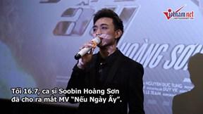 Soobin Hoàng Sơn ra mắt MV gắn mác 16+