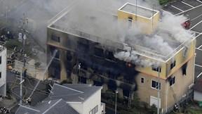 Xưởng phim hoạt hình Nhật bị đốt, 13 người chết