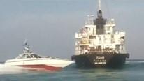Công bố video Iran vây bắt tàu chở dầu nước ngoài