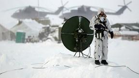 'Đột nhập' căn cứ quân sự của Mỹ tại Bắc Cực